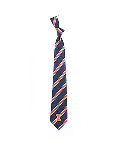 Eagles Wings Illinois Fighting Illini Woven Poly 1 Tie