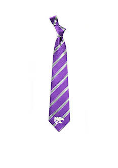 Eagles Wings Kansas State Wildcats Woven Poly 1 Tie