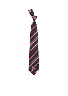 Eagles Wings NC State Wolfpack Stripe Tie