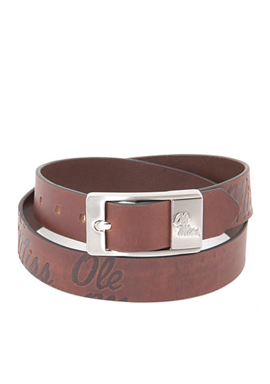Eagles Wings Ole Miss Rebels Brandish Belt