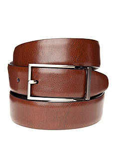 Madison Reversible Calf Grain Leather Belt
