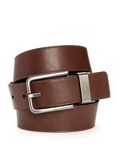 Madison 1.5-in. Stitched Edge Casual Reversible Belt