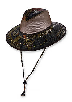 Mossy Oak Camo Print Safari Hat