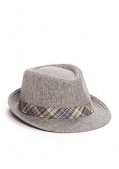 Stetson Tweed Fedora Hat