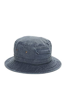 Scala™ Bucket Hat With Side Pocket