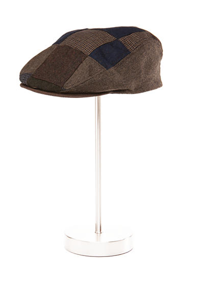 Stetson® Patchwork Driving Cap