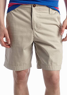 Red Camel® Flat Front 7-in. Shorts