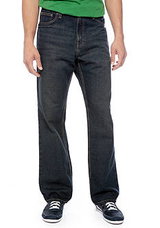 Red Camel® Bootcut Stryker Wash Jeans