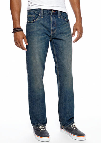 Red Camel® Slim Straight Eagle Jeans