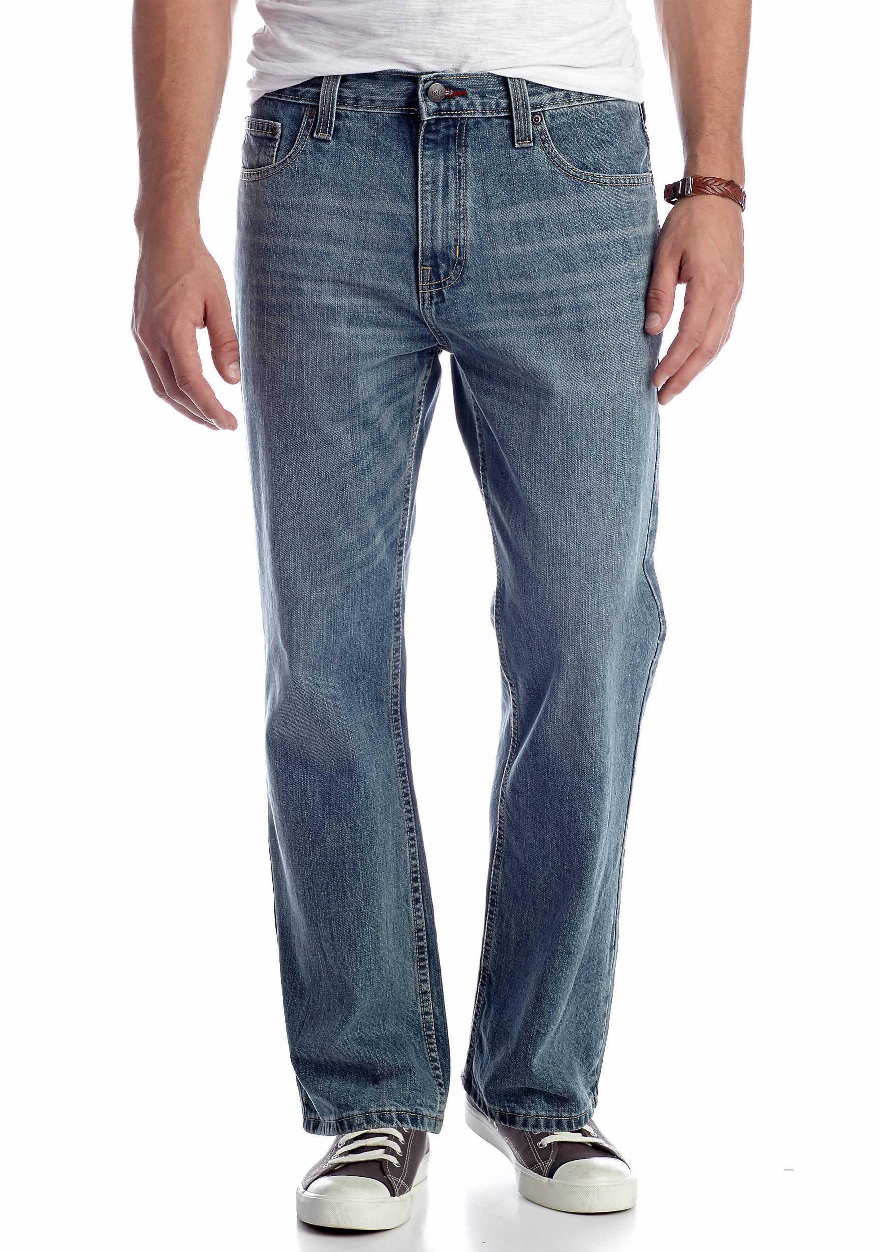 Red Camel® Hawk 5 pocket Bootcut Jeans | belk