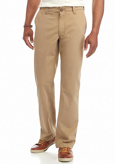 Red Camel® Straight Chino Stretch Pants
