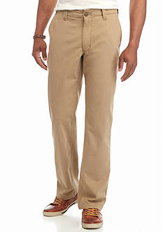 Red Camel Straight Chino Stretch Pants