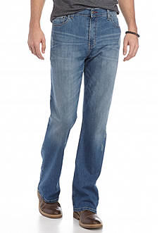 Red Camel Slim Boot Cut Jeans