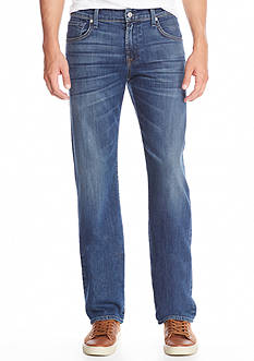 7 For All Mankind Carsen Luxe Blue Mist Jean