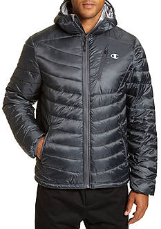 Champion Water Resistant Featherweight Insulated PACKABLE Jacket