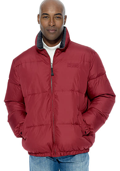 Chaps Down Bubble Jacket