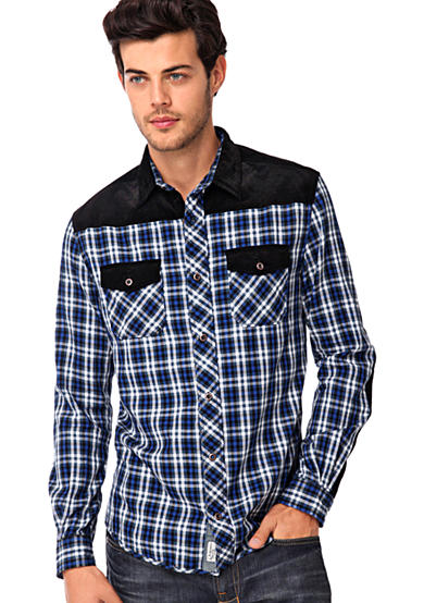 BUFFALO DAVID BITTON® Siat Flannel Shirt