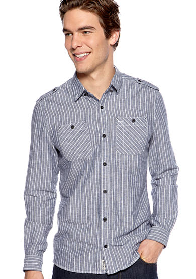 BUFFALO DAVID BITTON® Sahov Stripe Shirt