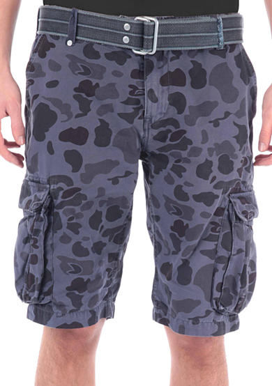 BUFFALO DAVID BITTON® Camo Cargo Shorts