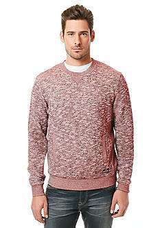 Buffalo David Bitton Fimleyan Melange Terry Fleece Sweater