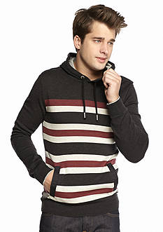 Buffalo David Bitton Whillemong Stripe Hoodie Sweater