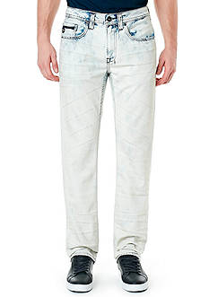 BUFFALO DAVID BITTON® Six Marble Super Bleach Jeans