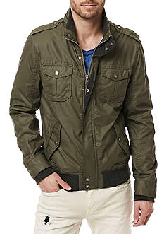 BUFFALO DAVID BITTON Jacat Light Weight Jacket