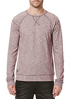 BUFFALO DAVID BITTON Long Sleeve Kidots Knit Shirt