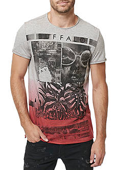 BUFFALO DAVID BITTON® Short Sleeve Tidirty Ombre Graphic Tee