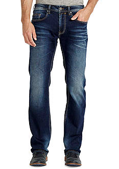 BUFFALO DAVID BITTON Driven-X Straight-Leg Jeans