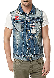 BUFFALO DAVID BITTON® Joey Patchwork Vest