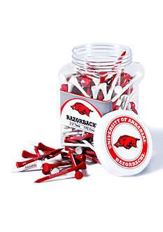 Team Golf Arkansas Razorbacks 175 Count Imprinted Tee Jar