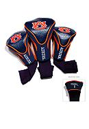 Team Golf Auburn Tigers 3-Pack Contour Head Covers