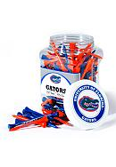 Team Golf Florida Gators 175 Count Imprinted Tee