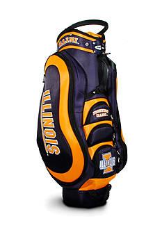 Team Golf Illinois Fighting Illini Medalist Cart Bag