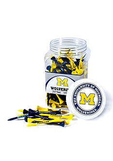 Team Golf Michigan Wolverines 175 Count Imprinted Tee Jar