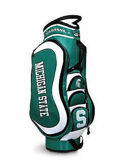 Team Golf Michigan State Spartans Medalist Cart Bag