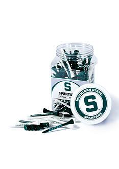 Team Golf Michigan State Spartans 175 Count Imprinted Tee Jar