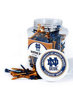 Team Golf Notre Dame Fighting Irish 175 Count Imprinted Tee Jar