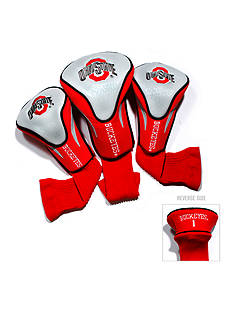 Team Golf Ohio State Buckeyes 3-Pack Contour Head Covers