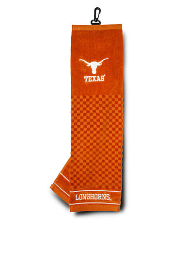 Team Golf Texas Longhorn Embroidered Towel