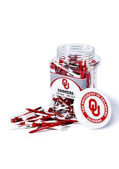 Team Golf Oklahoma Sooners 175 Count Imprinted Tee Jar