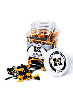Team Golf Missouri Tigers 175 Count Imprinted Tee Jar