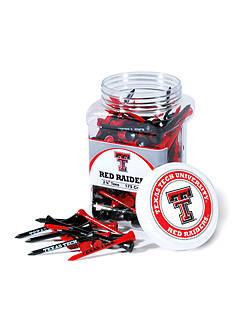 Team Golf Texas Tech Red Raiders 175 Count Imprinted Tee Jar