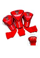 Team Golf Texas Tech Red Raiders 3-Pack Contour
