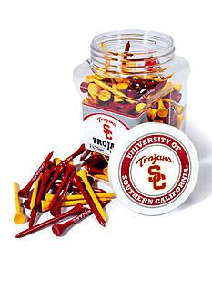 Team Golf USC Trojans 75 Count Imprinted Tee Jar