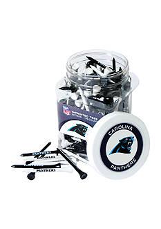Team Golf Carolina Panthers 175 Count Imprinted Tee Jar