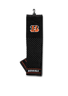Team Golf Cincinnati Bengals Embroidered Towel