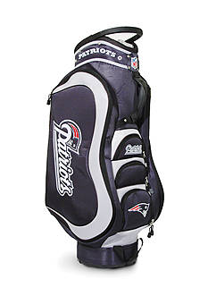 Team Golf New England Patriots Medalist Cart Bag