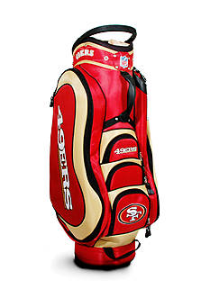 Team Golf San Fransisco 49ers Medalist Cart Bag
